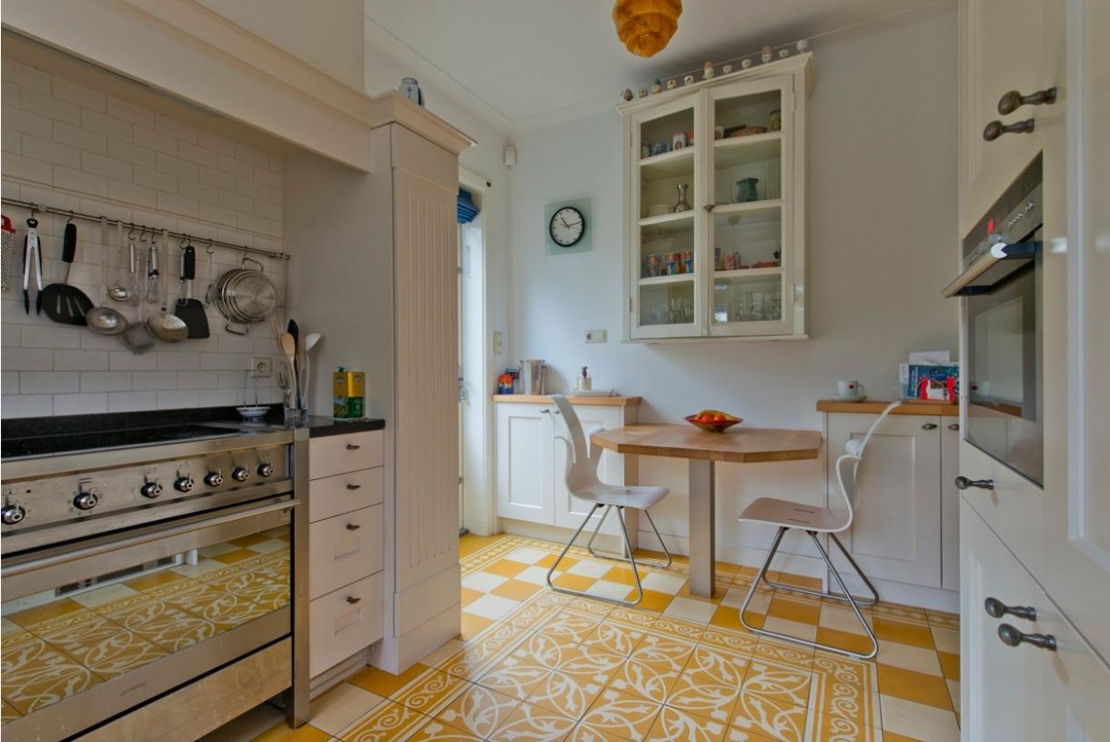 Muur keukentafel ontwerp - Oude keuken wastafel ...