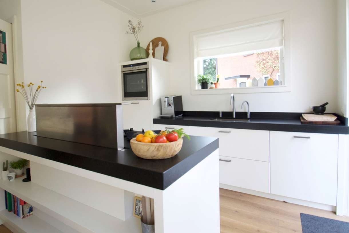 Keuken kleine ruimte - Keuken klein ontwerp ruimte ...